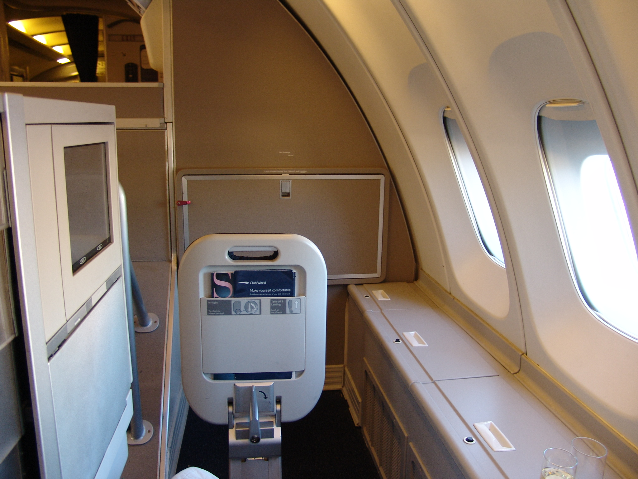 British Airways Business Class 21st Century Journeys