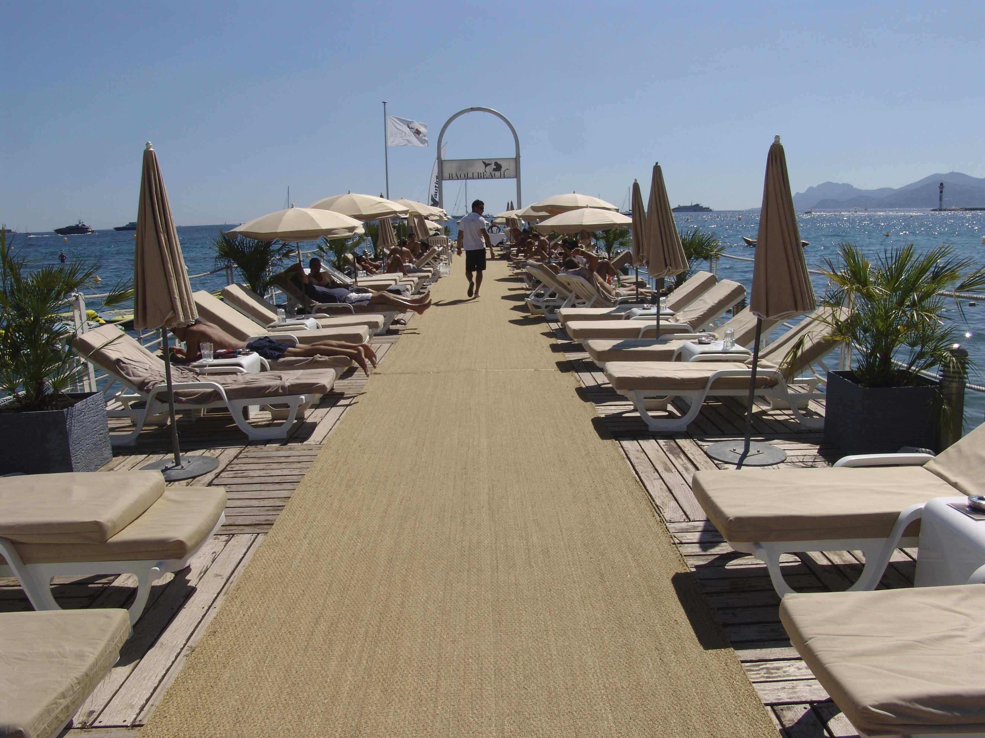 Cannes – Baoli Beach...